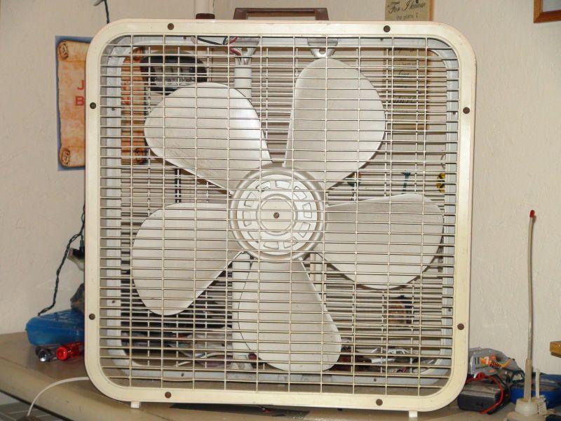 Lakewood Box Fan : Even more box fans post vintage antique fan