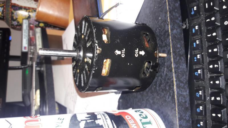 Patton Air Circulator Motor : Patton u air circulator post vintage