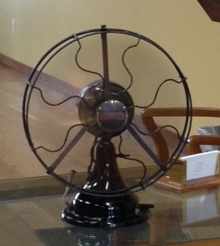 Peerless desk fan - Pre-1950 (Antique) - Antique Fan Collectors