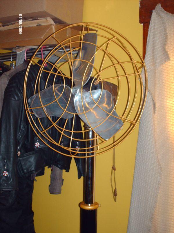 vintage airmaster fan