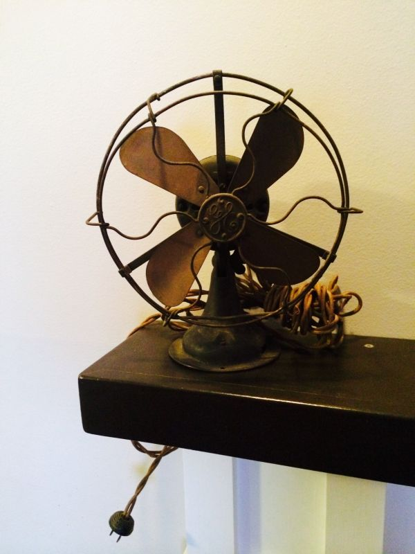 How Old Is This Ge Fan Pre 1950